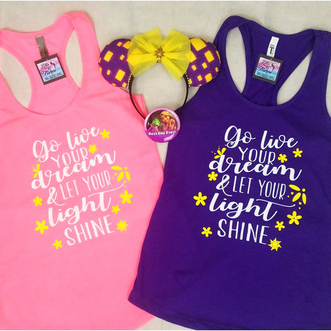 Disney Shirts - Rapunzel - Tangled Shirt