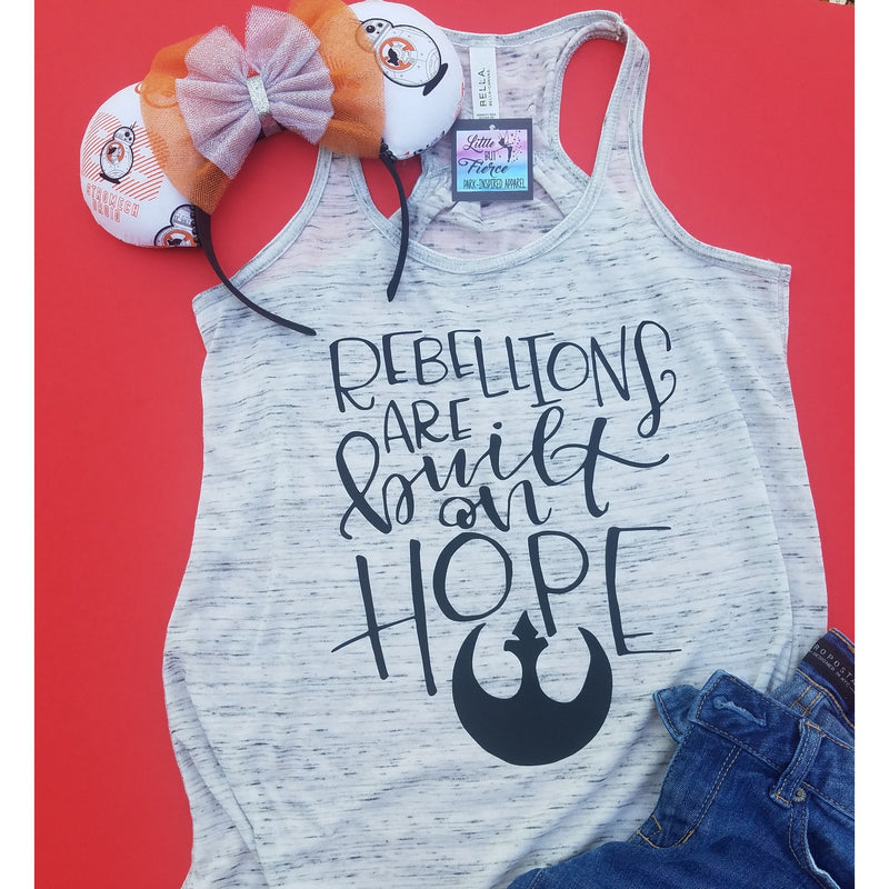 Star Wars shirt - Rebellion shirt