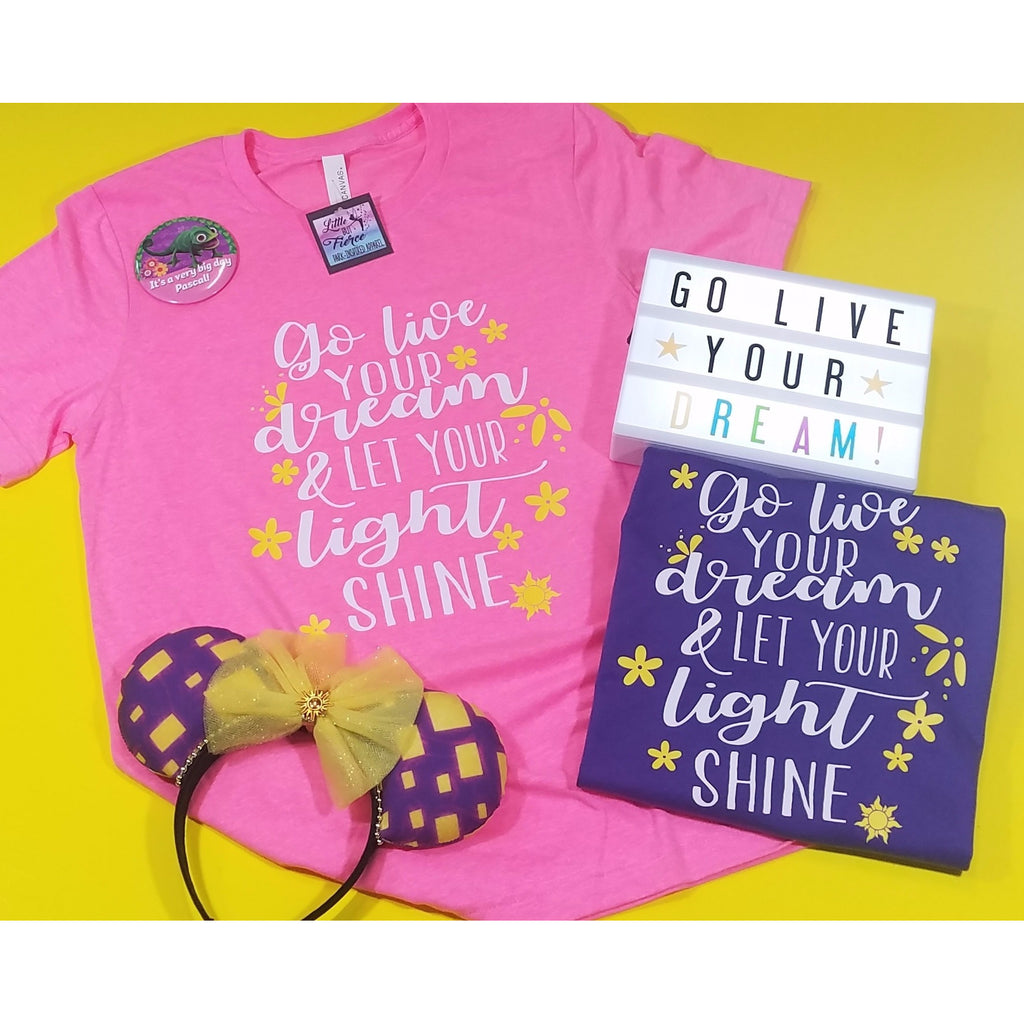 Disney shirts - Tangled shirt - Rapunzel shirt - Disney shirts for women