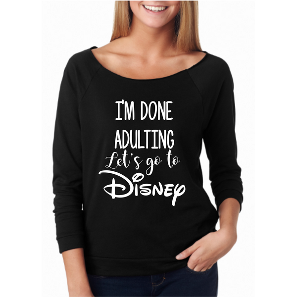 [Disney Shirts] - LittleButFierceCo
