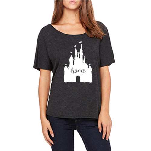 Disney Castle Shirt - Home shirt - Disney shirts