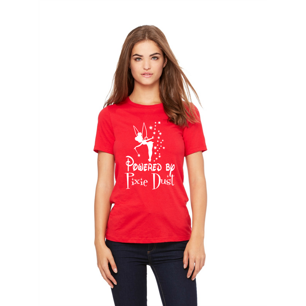 Powered by Pixie Dust - Disney Shirt
