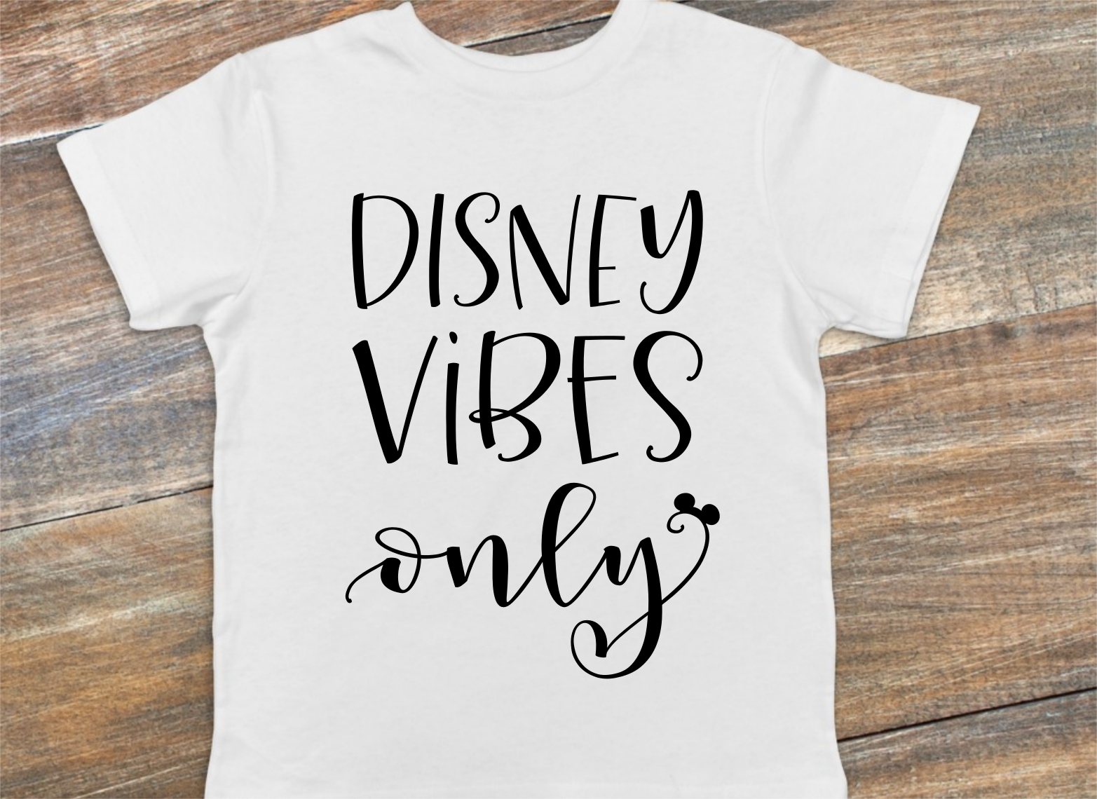 Monogrammed Disney t shirt Castle