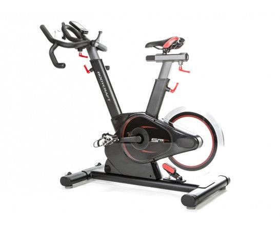 SPR, Indoor Club Group Cycle Eddy Current Mag. w/Interactive Display w/SPD Pedals