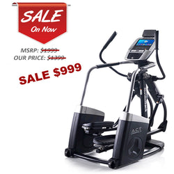 Nordic Track A.C.T. 10 Elliptical Certified w/ 90 Day Warranty