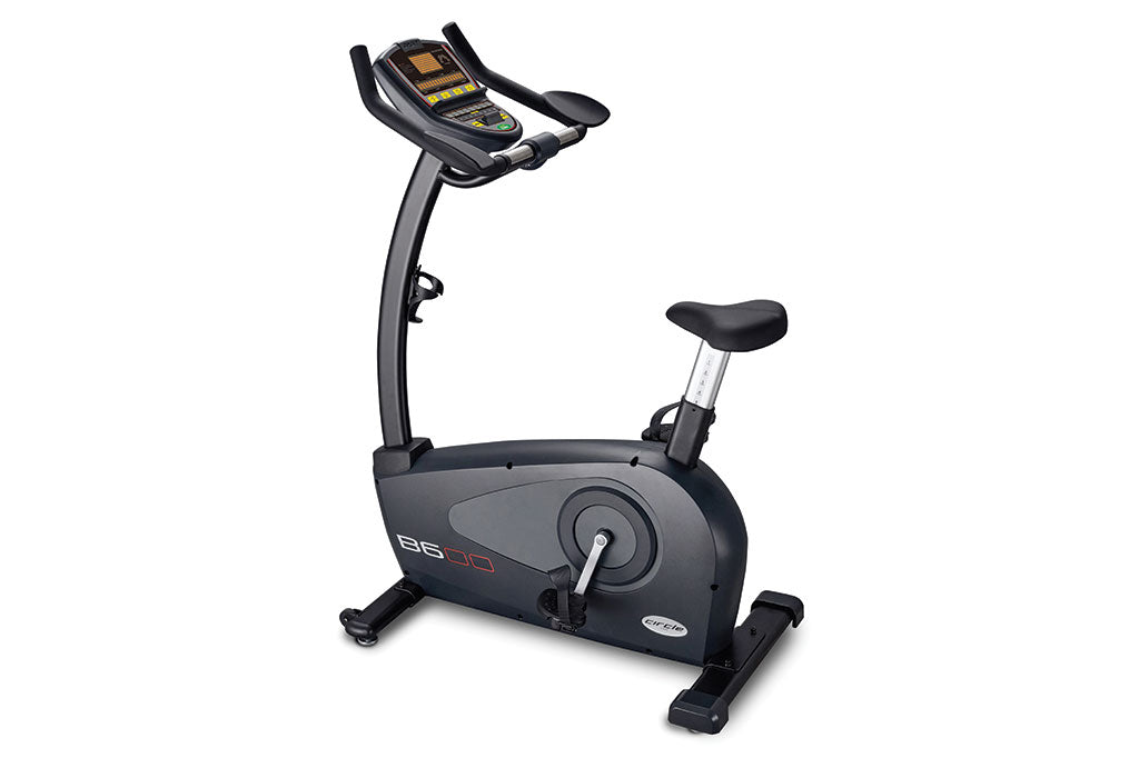 Circle Fitness 6 Series B6 Upright Bike
