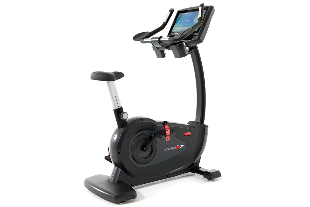 Circle Fitness 7 Series B7e Upright Bike