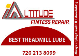Treadmill Lube