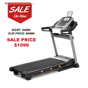NordicTrack C1650 Treadmill Certified w/ 90 Day Warranty
