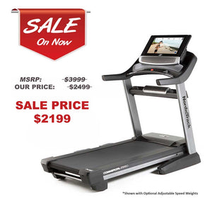 NordicTrack Commercial C2950 Treadmill Certified w/ 90 Day Warranty