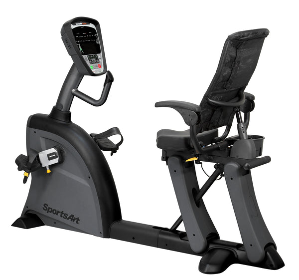 SportsArt C521M Medical BI Directional Recumbent Rehab Cycle