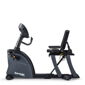 SportsArt C535R Foundation Recumbent Cycle