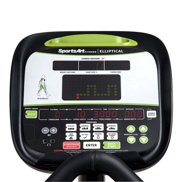 SportsArt E845S Performance Self Generating Elliptical