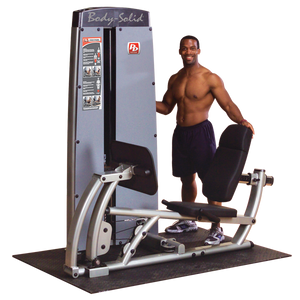 Body-Solid DUAL LEG/CALF STATION, DGYM NO STACK