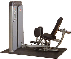 Body-Solid Dual Inner Outer Thigh Machine, Freestanding, No Stack