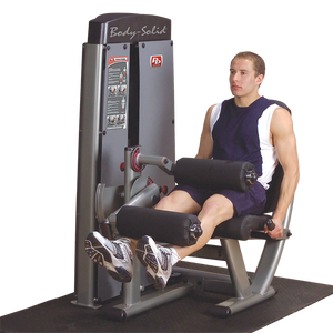 Body-Solid Dual Leg Extension-Station, DGYM No Stack
