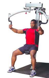 Body-Solid DUAL PEC/FLY-STATION, DGYM NO STACK