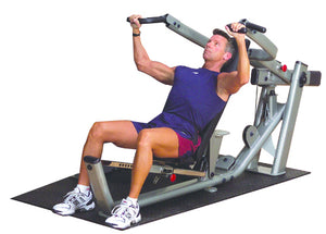 Body-Solid Dual Fid Press-Station, DGYM No Stack