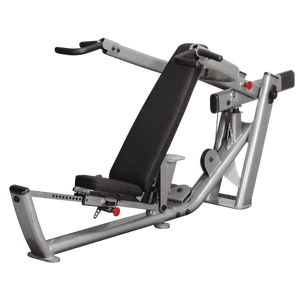 Body-Solid Dual FID Press-Station, DGYM W STACK