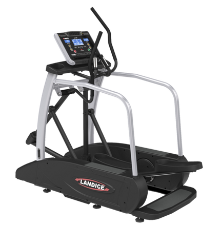 Landice E7 Cardio Elliptical - Residential Elliptical