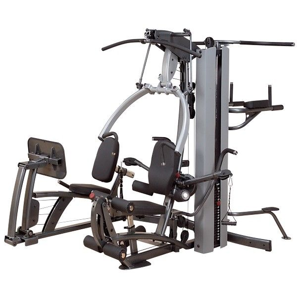 Body-Solid F600-3 FUSION 600 with 310 Lb. Stack