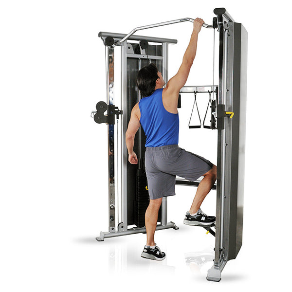 Inflight Fitness 2-Stack FT1000 Functional Trainer