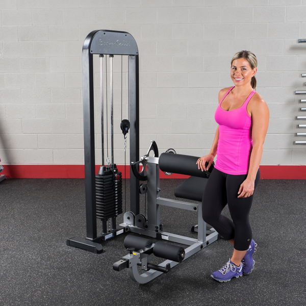 Body-Solid Pro-Select Ab & Back Machine