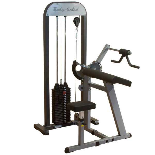Bolid-Solid Pro-Select Biceps & Triceps Machine