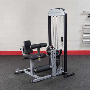 Pro Select Leg Extension / Curl Station, 210lb Stack