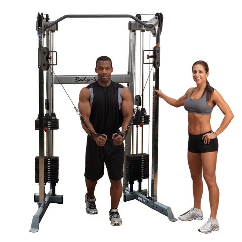Body-Solid Compact Functional Training Center GDCC210