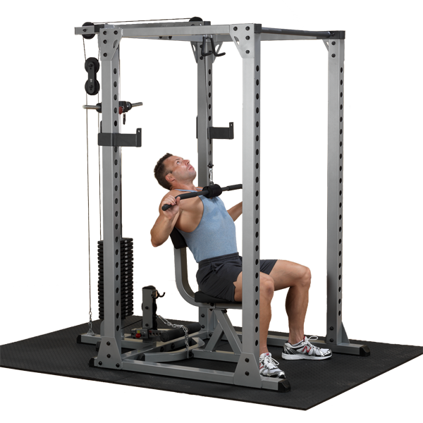 Lat Attachment for Power Rack GPR378