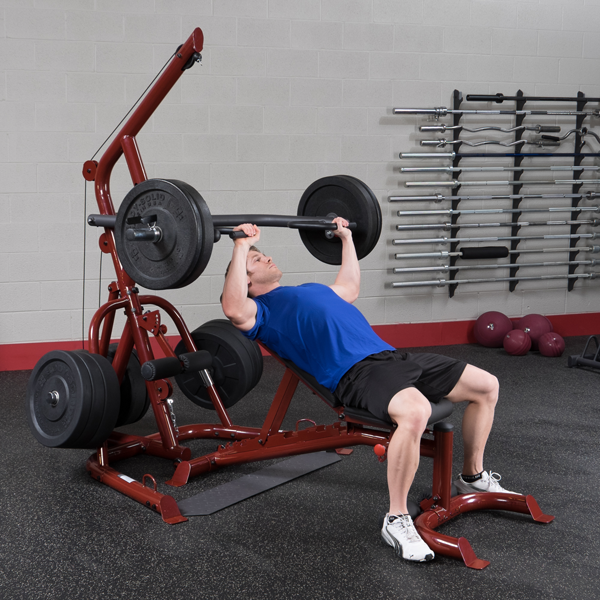 Body-Solid Corner Leverage Gym, no bench