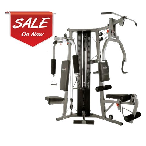 BodyCraft Galena Pro 150lb. Single Stack Gym, w/3D Pec Dec