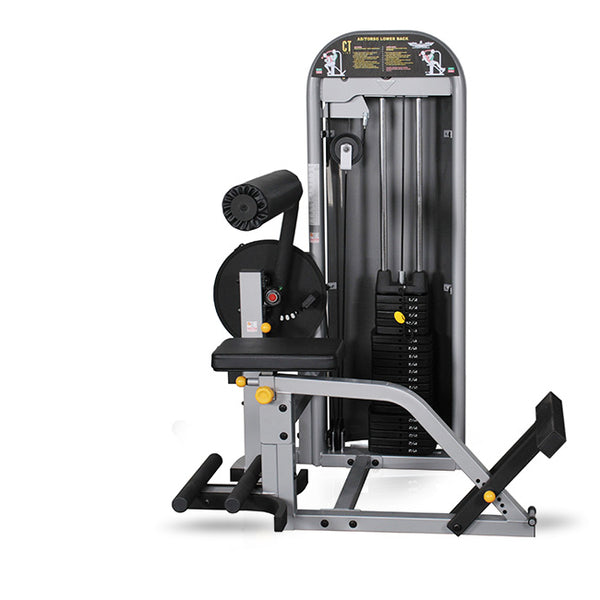 Inflight Fitness CT Line Machine MAB Multi-Ab/Back with/without Rear Shrouds
