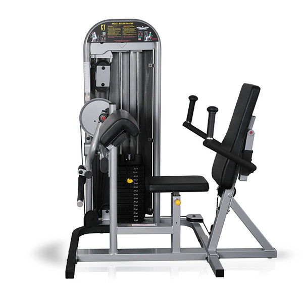 Inflight Fitness CT Line Machine MBT Multi-Bicep/Tricep with/without Rear Shrouds
