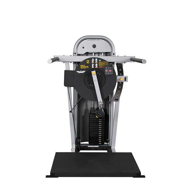Inflight Fitness CT Line Machine MHP Multi-Hip/Glute without/with Rear Shrouds