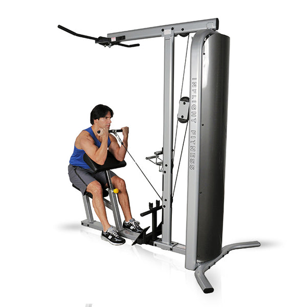 Inflight Fitness MLA Multi Lat / Arm CT Line Machine with/without Full Shrouds
