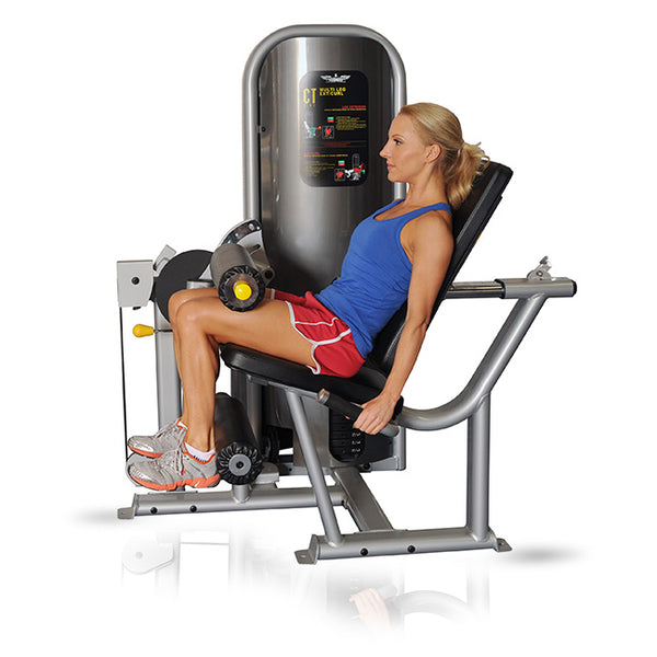 Inflight Fitness CT Line Machine MSECS Seated Leg Extension/Leg Curl with/without Full Shrouds