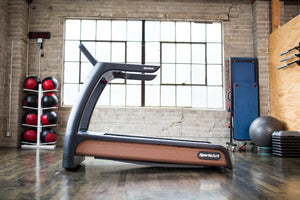 SportsArt N685 Eco Natural Unmotorized Treadmill
