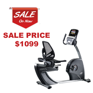Nordic Track Commercial VR25 Recumbent Bike - Certified - 90 Day Warranty