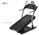 Certified Refurbished Nordic Track X7i Incline Trainer with 3 Year Parts and Labor Warranty