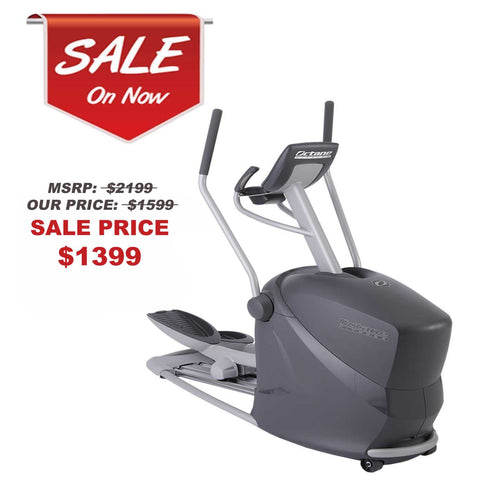 Octane Q35x Elliptical BLOW OUT - FREE SHIPPING