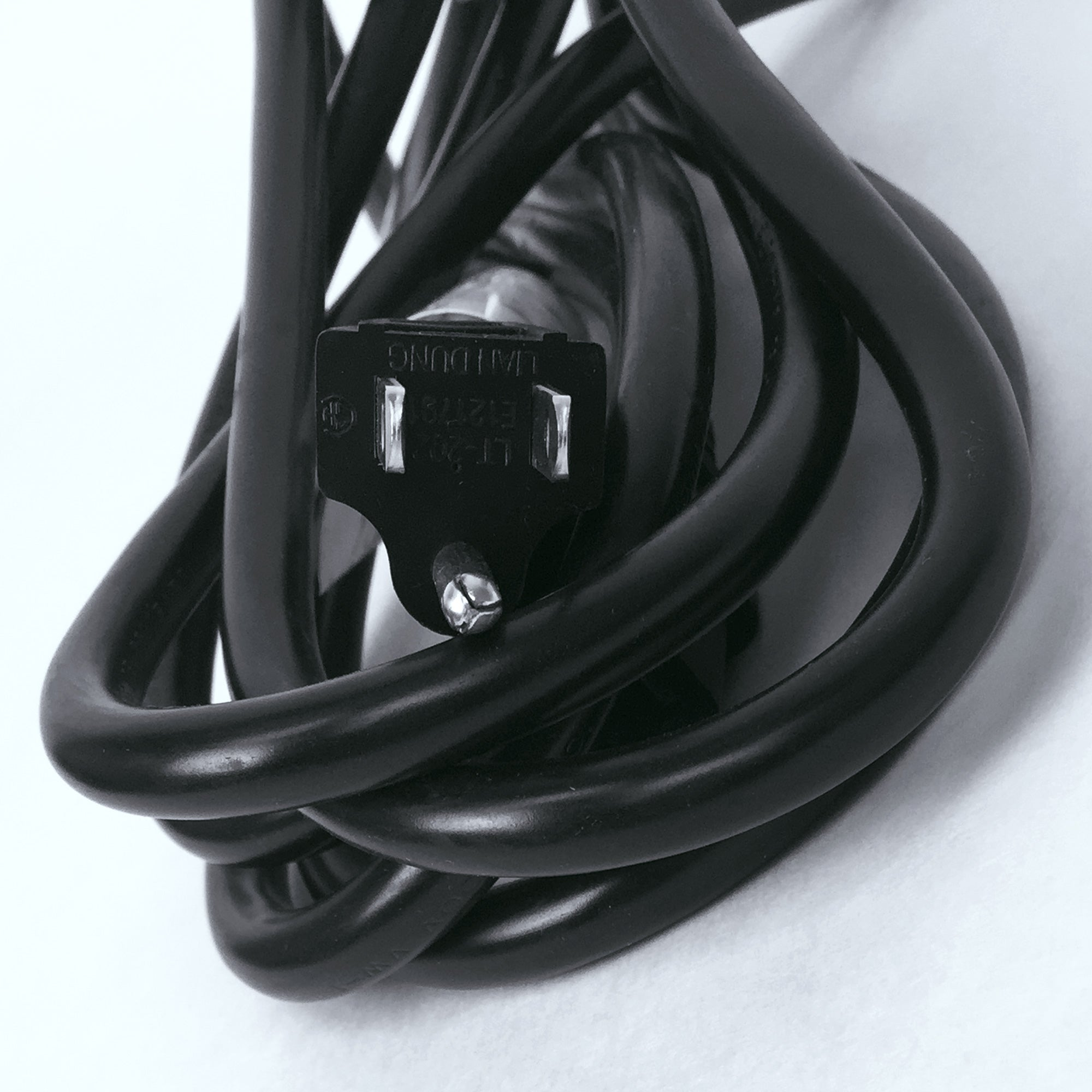 12 FT 15A POWER CORD