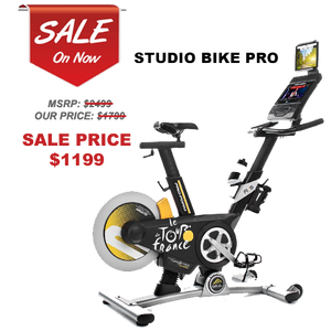 Pro Form Studio Bike Pro - Certified  - with 90 Day Warranty