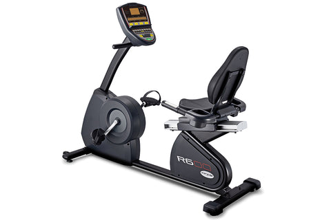 Circle Fitness 6 Series R6 Recumbent Bike