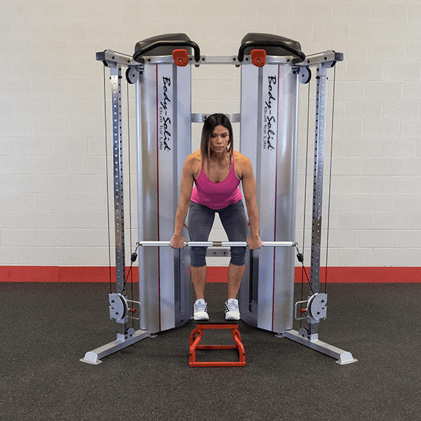 Body-Solid PCL2 Functional Trainer, 160lb, 210lb or 310lb weight Stack