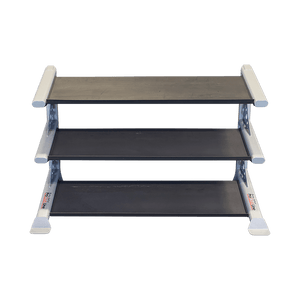 Body-Solid 3-Tier PCL Dumbbell Rack