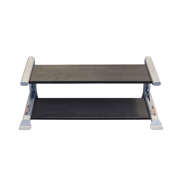 Body-Solid 2-Tier PCL Dumbbell Rack