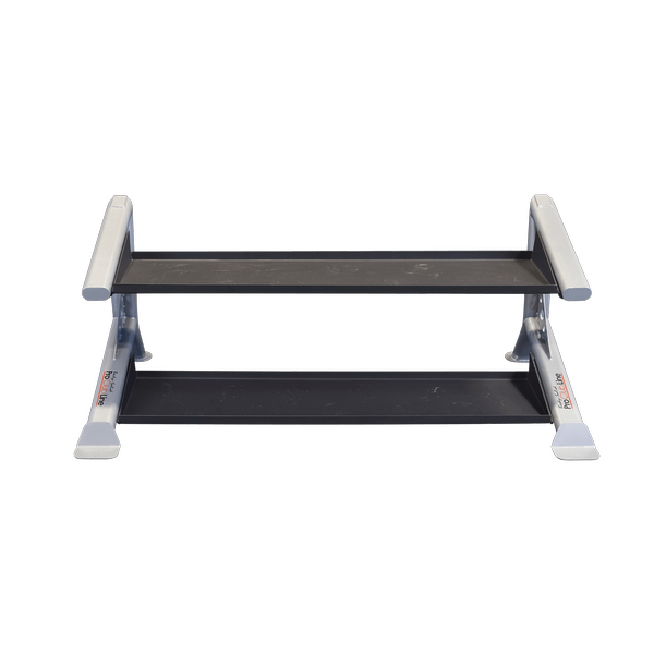 Body-Solid 2 Tier PCL Kettlebell Rack