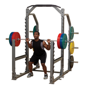 Body-Solid Pro Club Line Multi Squat Rack